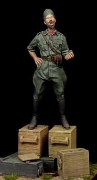 The Bodi TB-35043 Dead Japanese soldier 1//35 resin figure